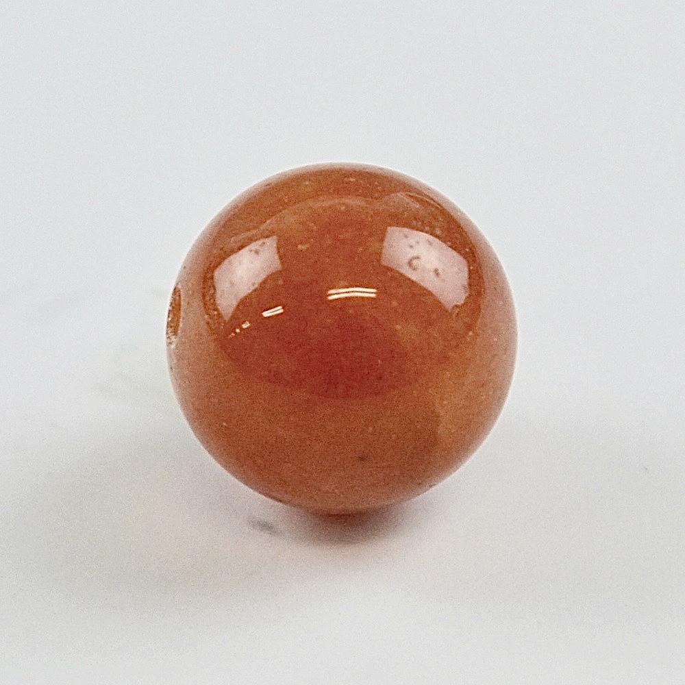 アベンチュリン(橙)